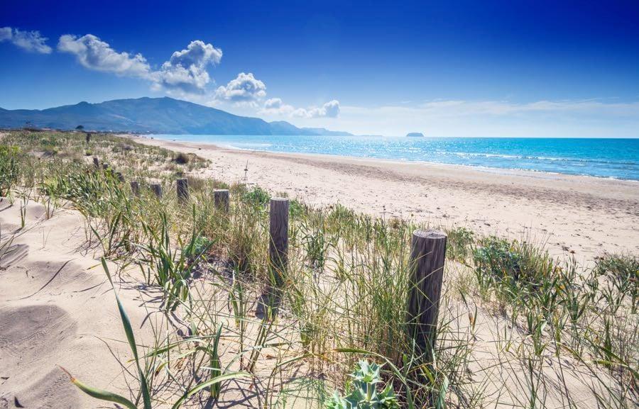 Laganas Beach Zakynthos Sand Dunes
