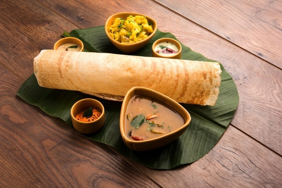 Masala Dosa Indian Cuisine Best Countries For Food