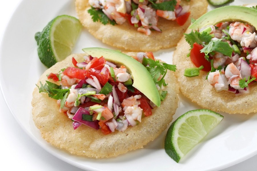 Mexican Ceviche Best Food Country