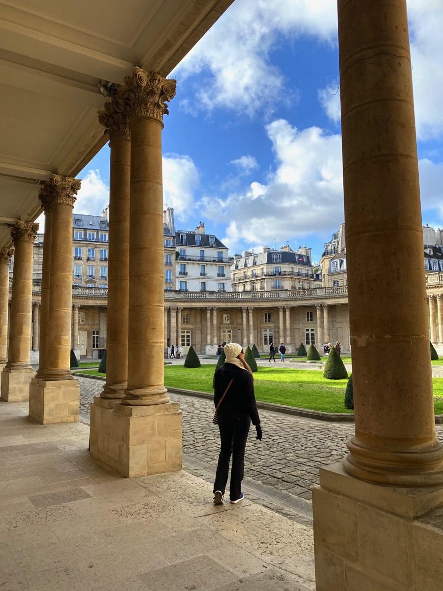 National Archives Paris, France