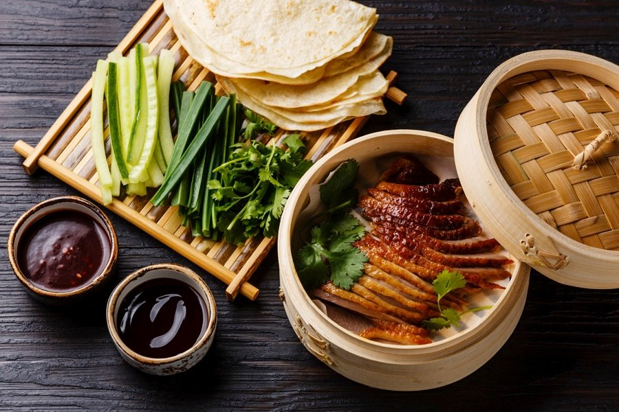 Peking Duck Beijing China Authentic Cuisine