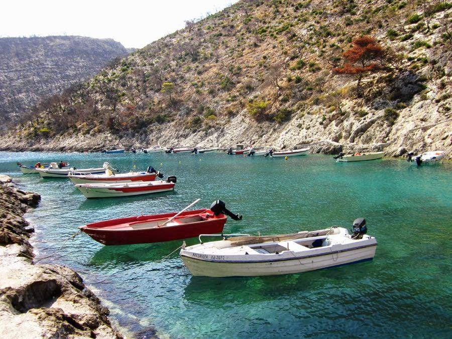 Porto Azzuro Boats