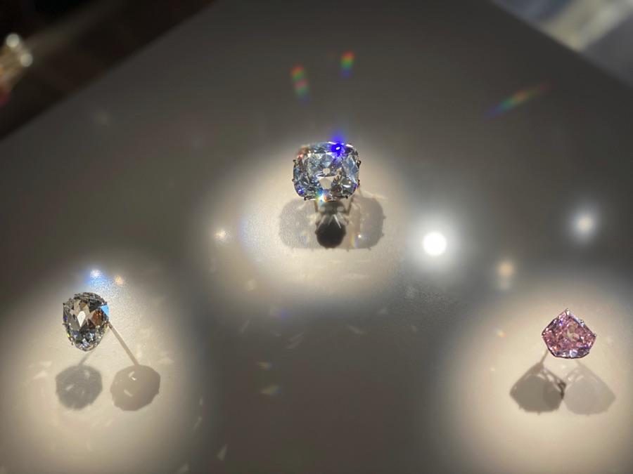 Louvre Museum Crown Jewels Paris