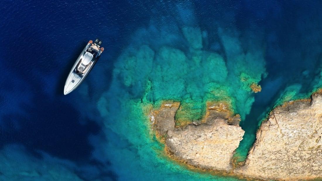 Rent a Boat in Zakynthos Greece