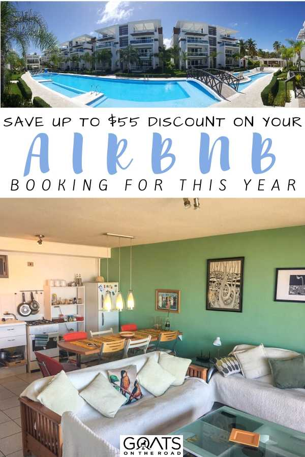"""Save Up To $55 Discount On Your AirBNB Booking For This Year"