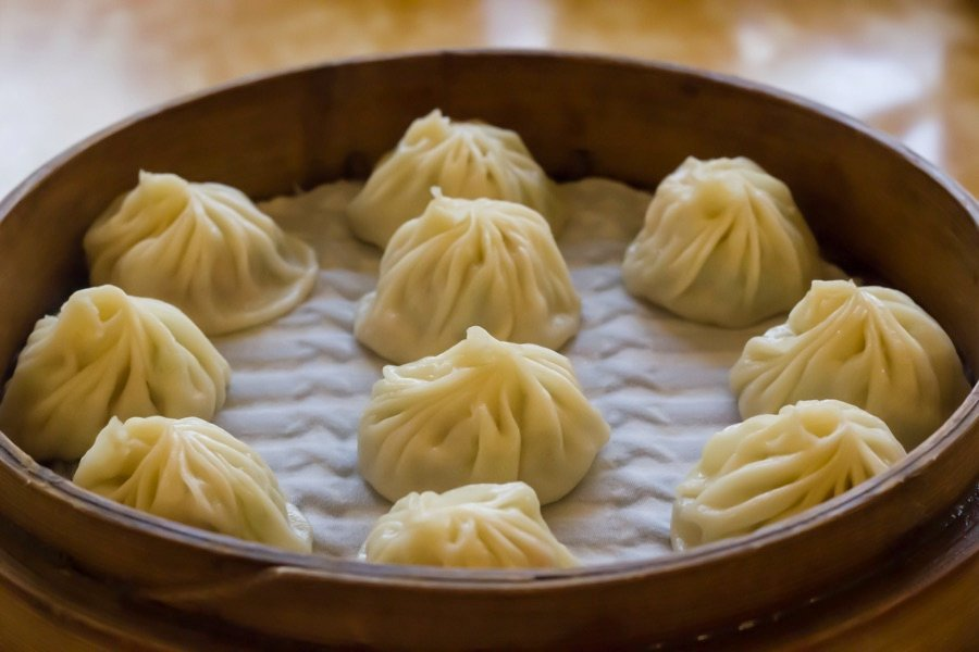 Soup Dumplings Chinese Food Cuisine