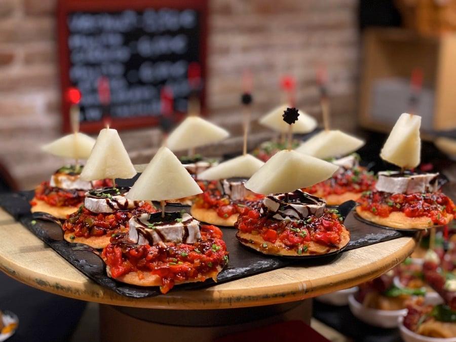 Spanish Food Pinchos Best Cuisine