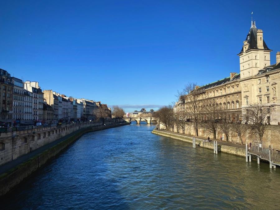 The River Seine Paris
