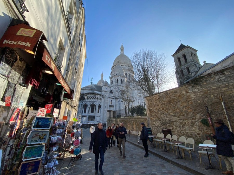 Things To Do in Paris include Just Walking Around Sightseeing