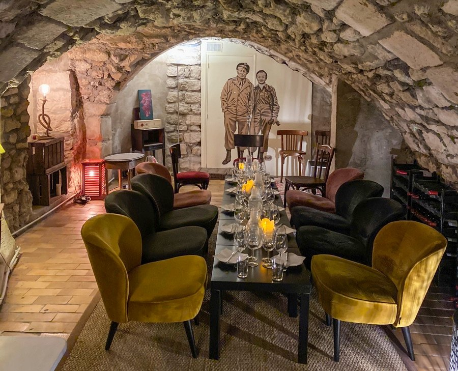 Wine in a Cave in Paris Off Track Foodie Experience