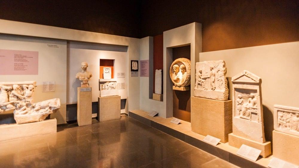 archeology museum thessaloniki