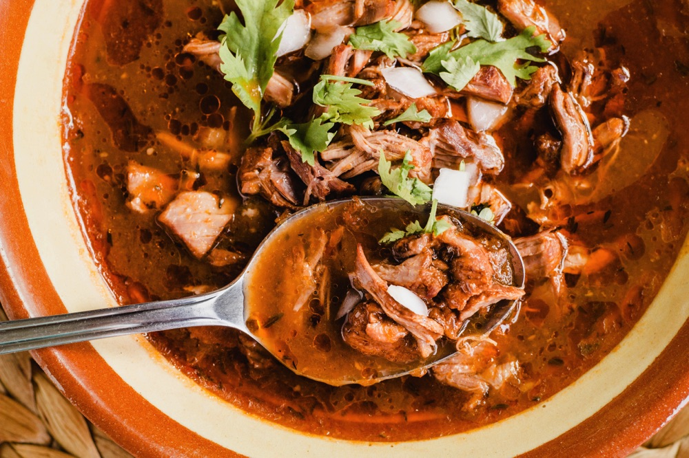 birria must try food in mexico