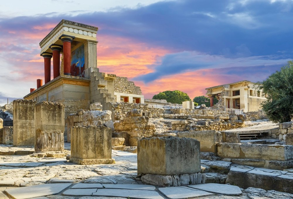 knossos places to see in crete