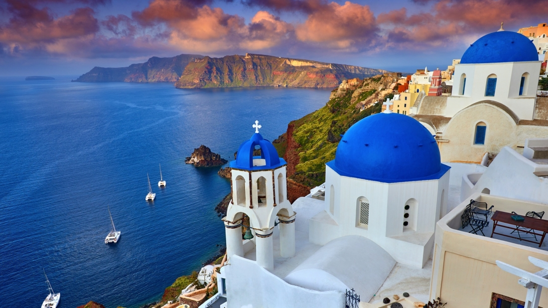 15 Best Things To Do in Santorini: An Insider's Guide - goats on the road