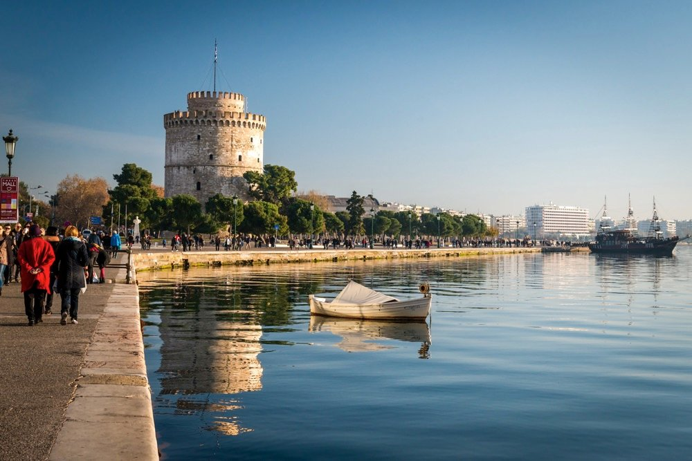 things to do in thessaloniki seafront