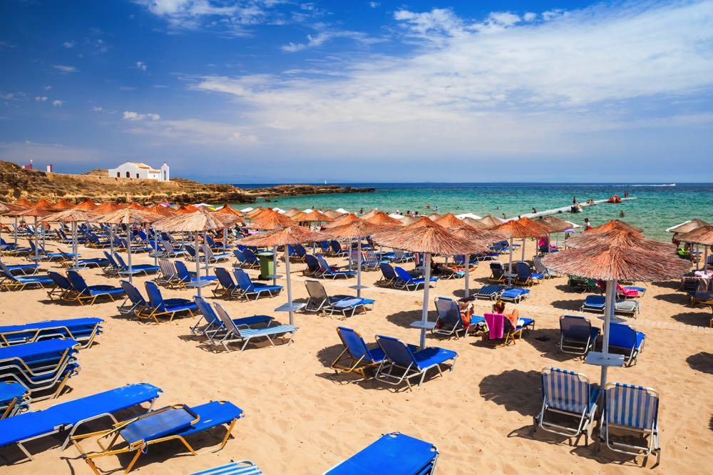 Agios Nikolaos Beaches in Zakynthos