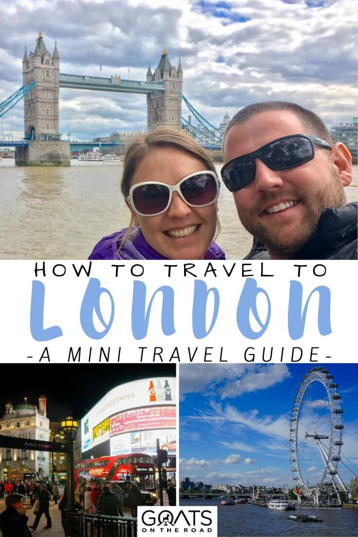 """Guide to Travelling London England"