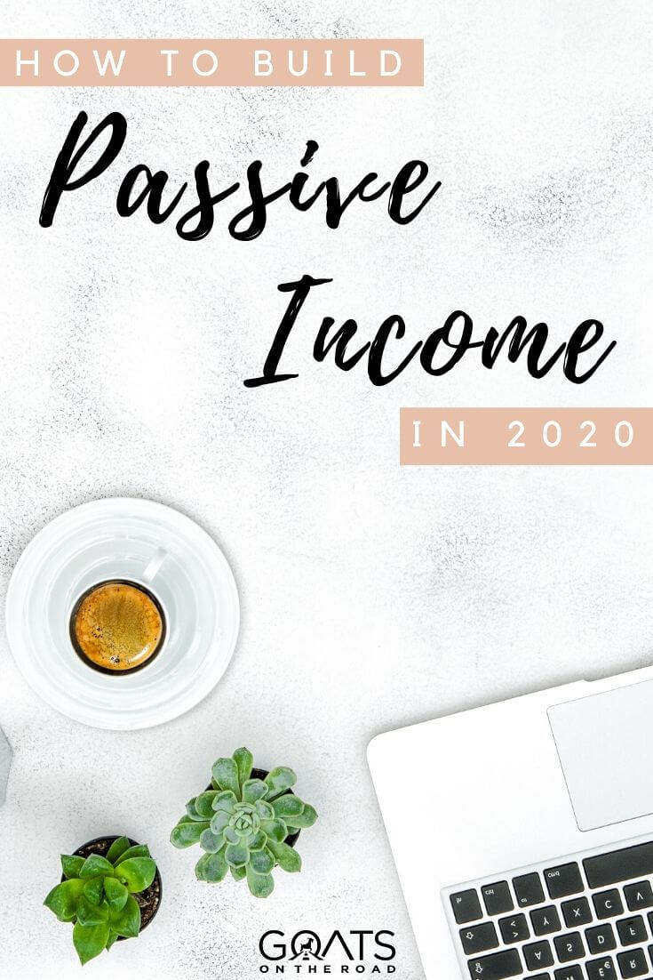 """""""Passive Income Ideas"""