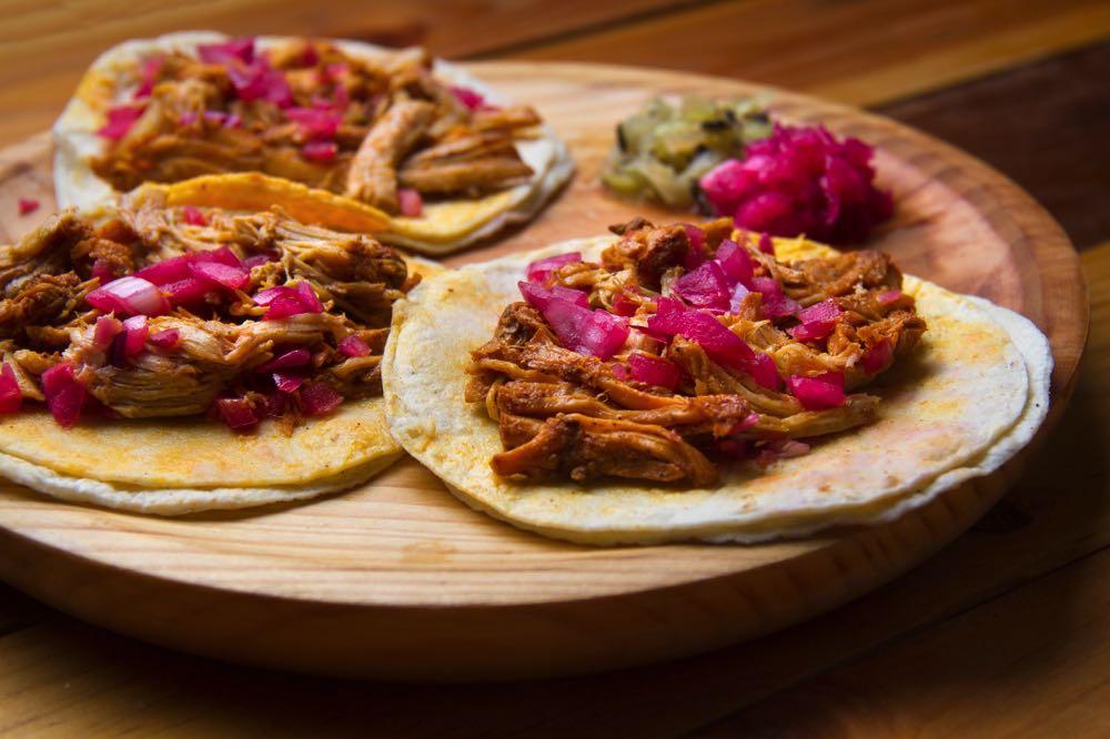 cochinita pibil tacos merida