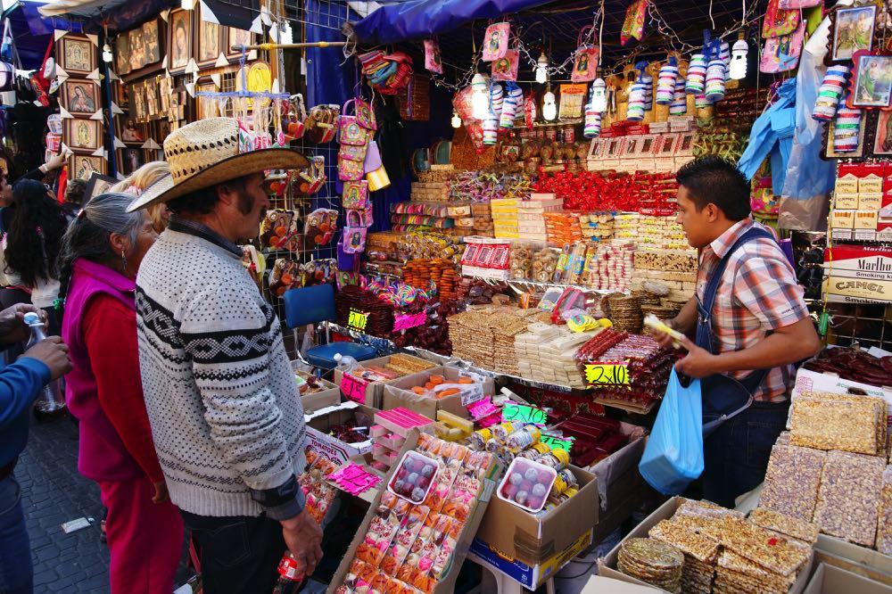 mexico city markets