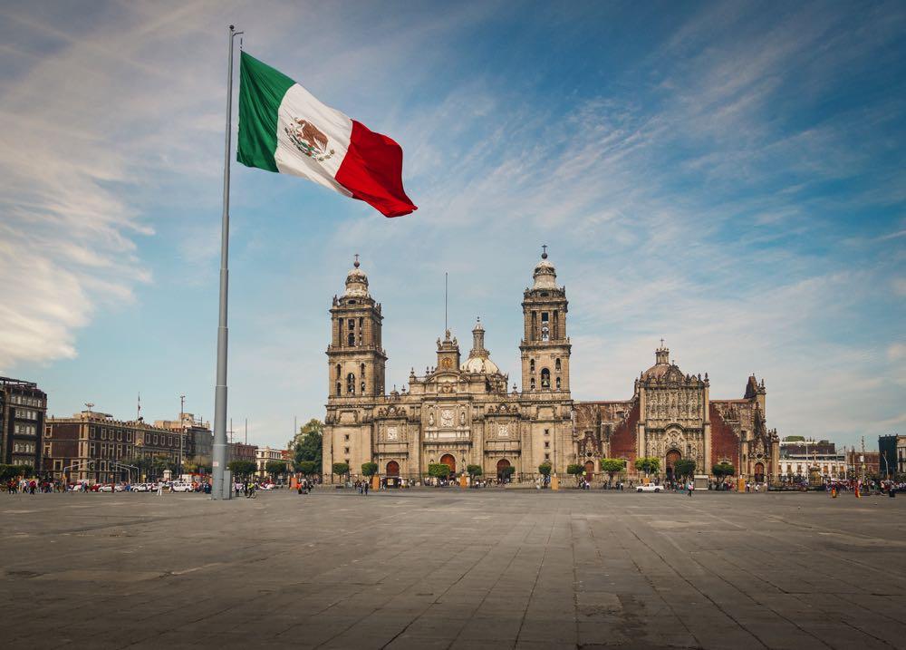 mexico city tours zocalo
