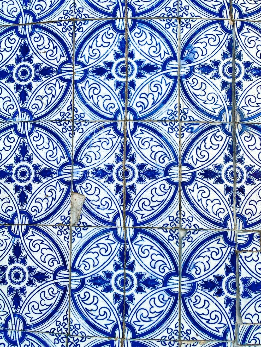 mosaic tiles lisbon
