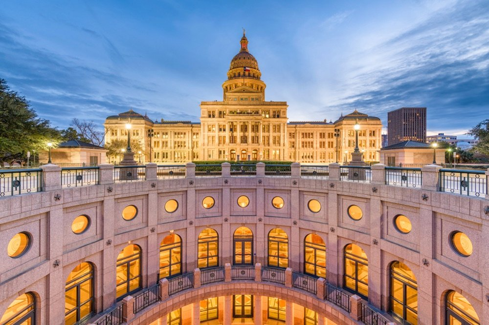 state capitol weekend in austin