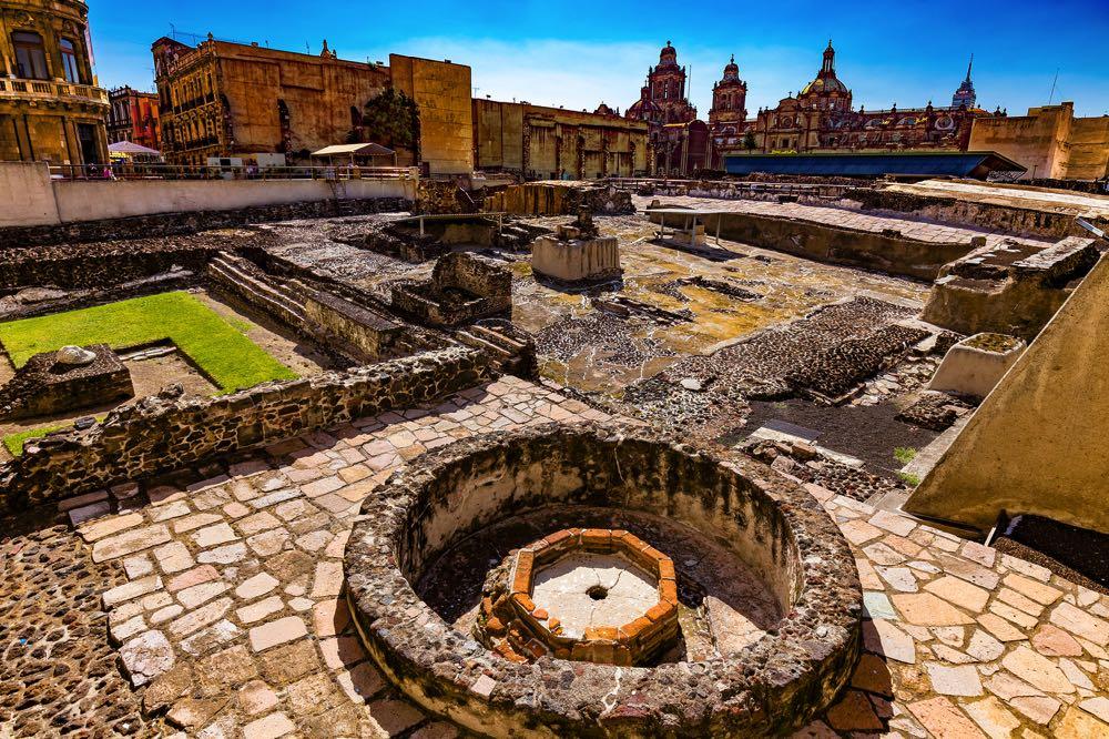 templo mayor mexico city tour