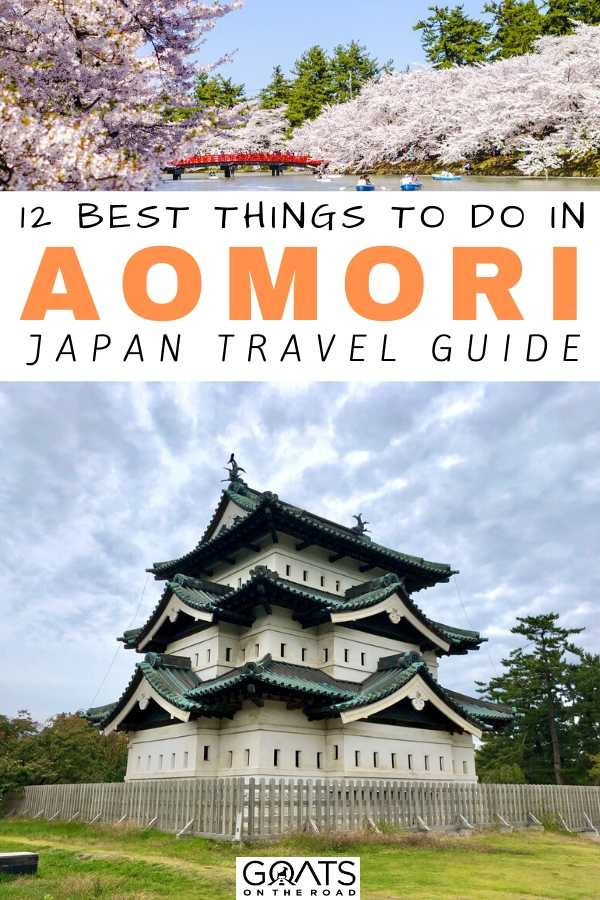 """12 Best Things To Do in Aomori Japan Travel Guide"