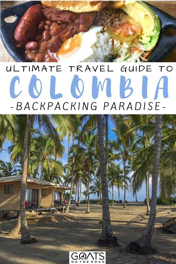 """""""Backpacking Guide To Colombia"""