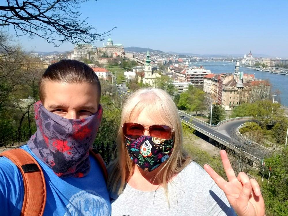 Budapest us during lockdown