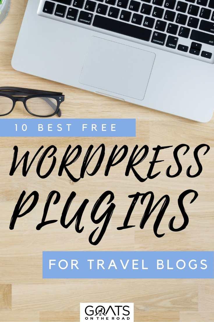 Free WordPress Plugins for Travel Blog