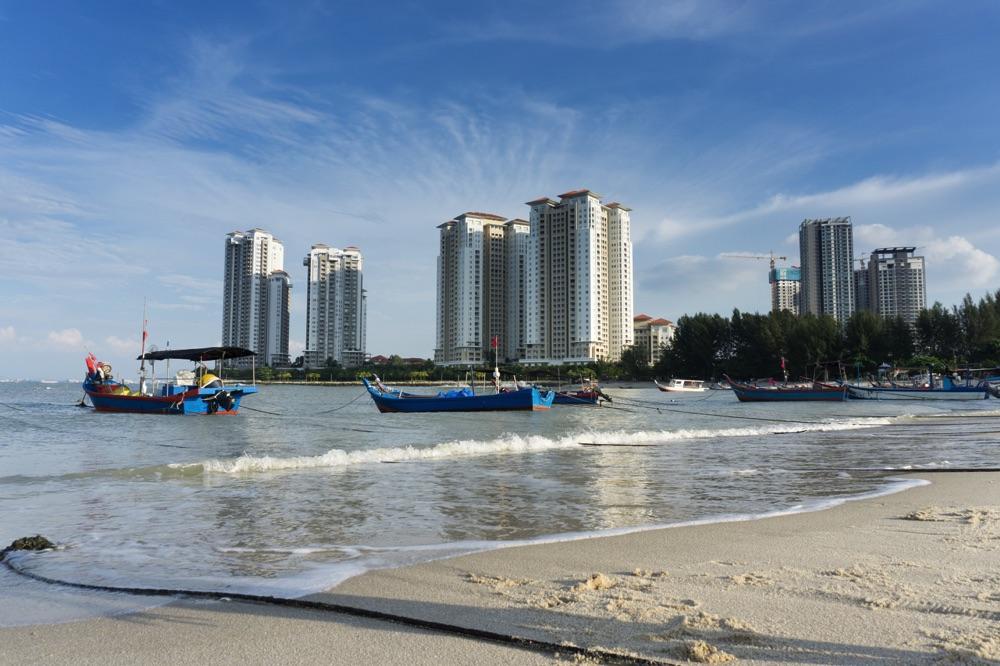 Tanjung Tokong & Tanjung Bungah living in penang malaysia