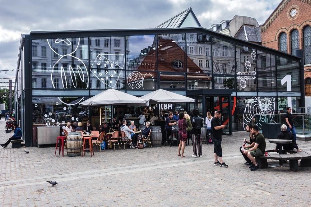 Torvehallerne where to eat in copenhagen