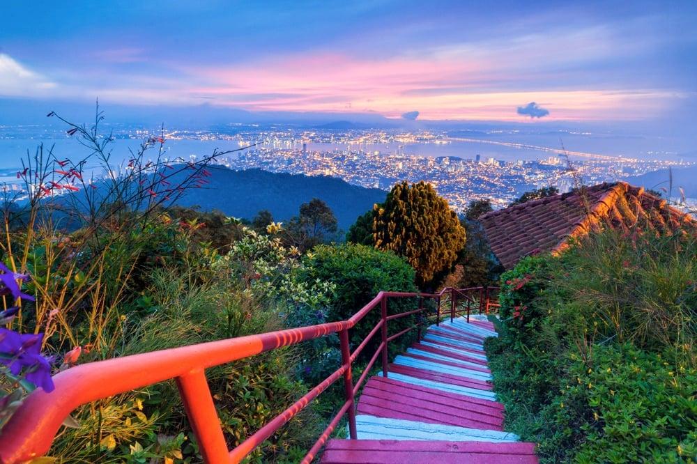 expat in malaysia penang hill