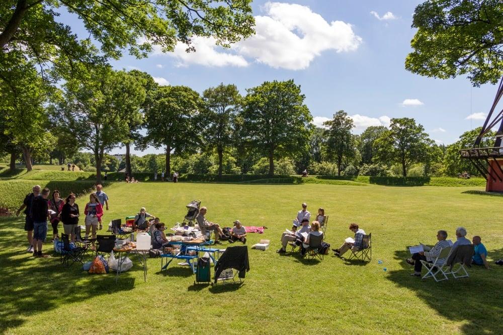 picnic in copenhagen