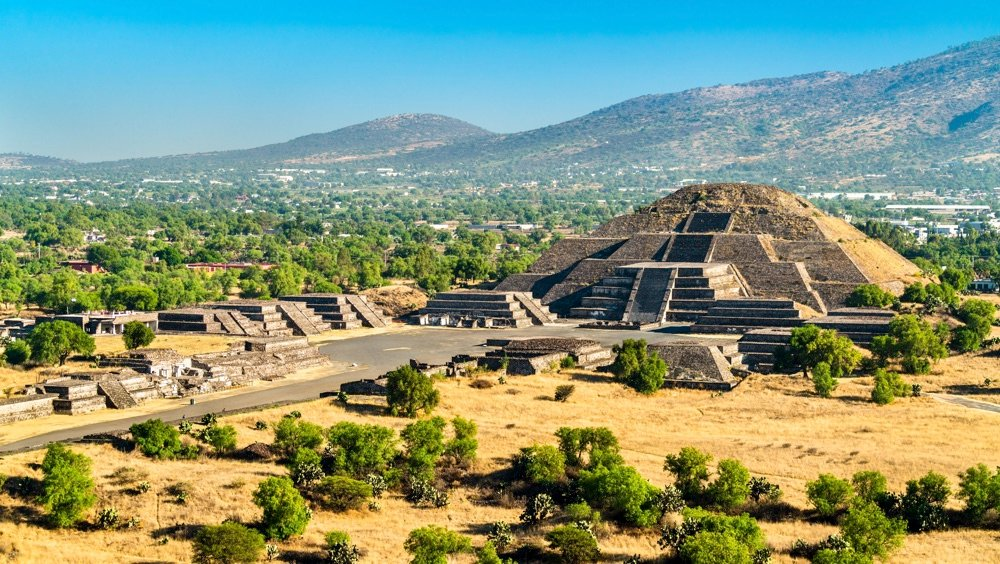 teotihuacan ruins in mexico
