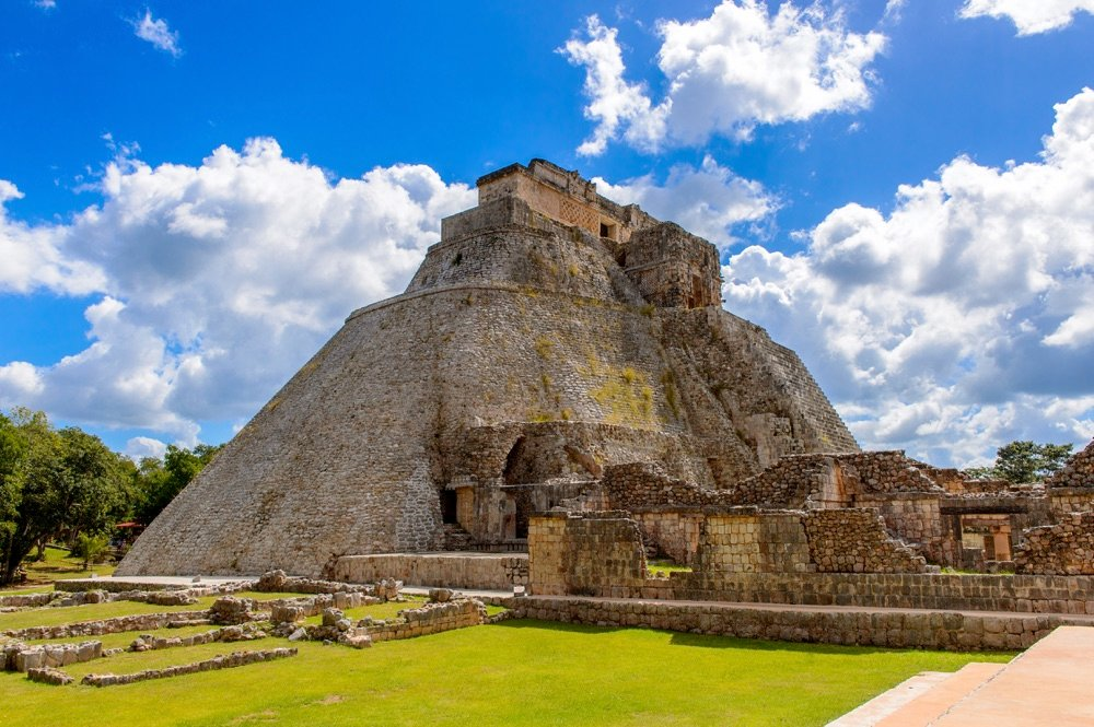 uxmal best mayan ruins in mexico