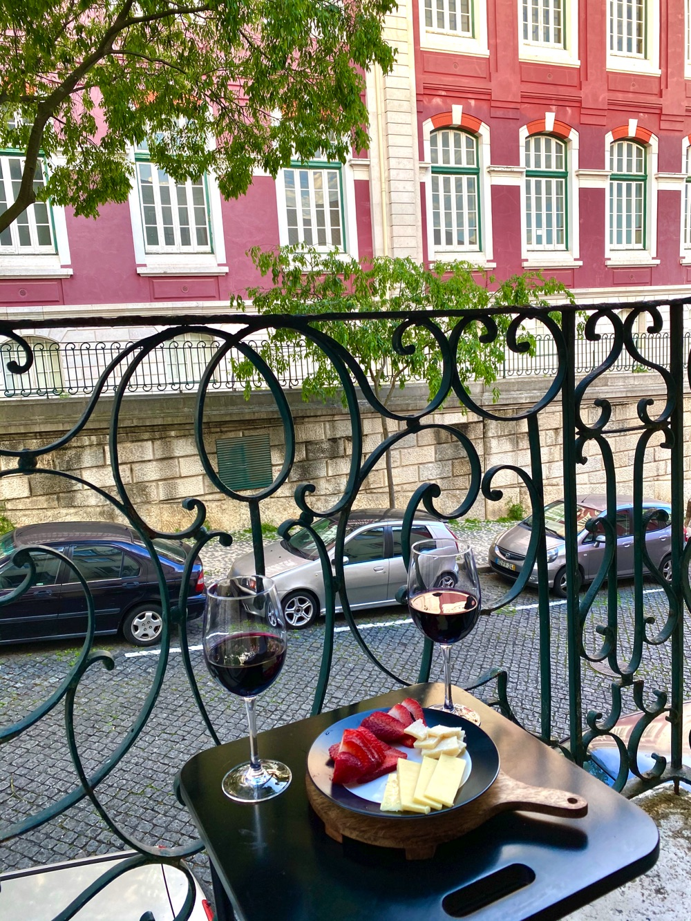 wine and cheese lisbon