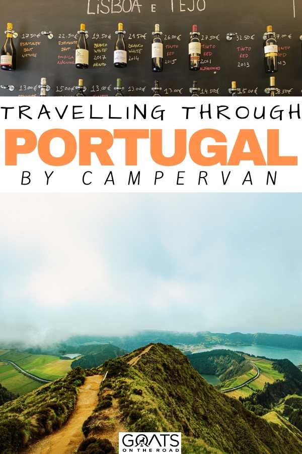 """""""Travelling Through Portugal by Campervan"""