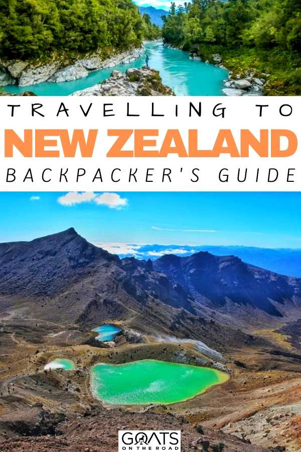 """""""Travelling to New Zealand"""