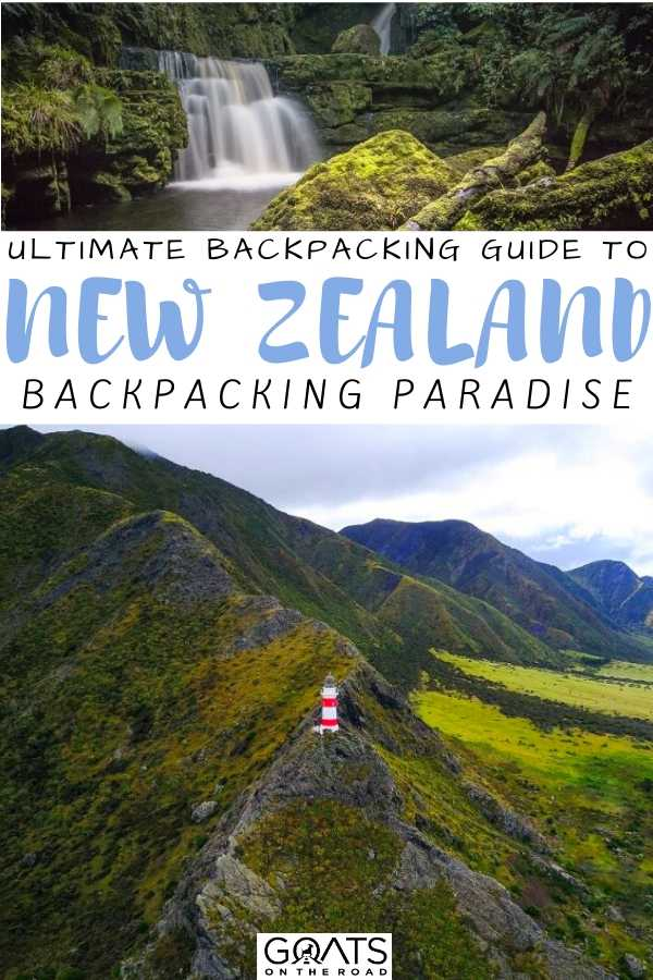 """""""Ultimate Travel Guide To New Zealand"""