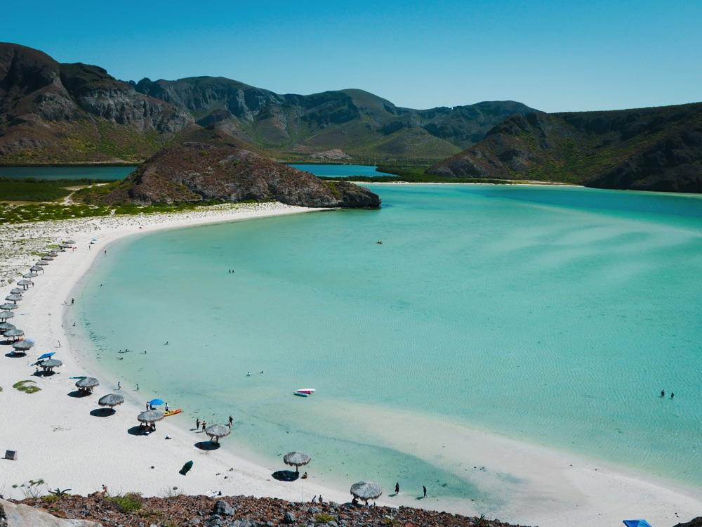balandra beach top beaches in mexico white sand