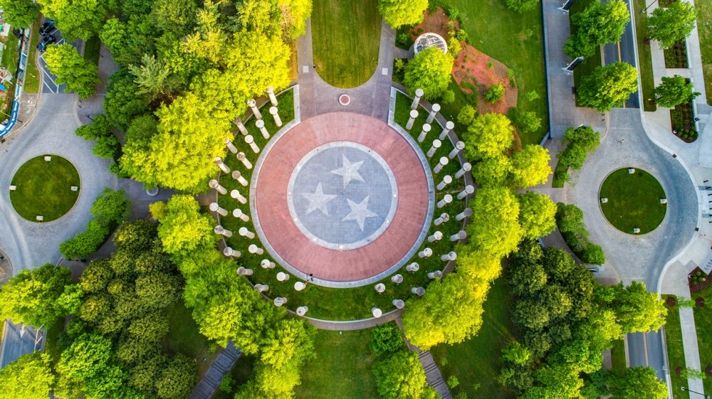 bicentennial park nashville