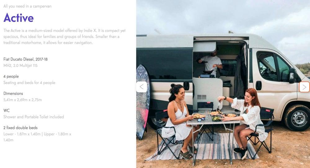 indie campervans