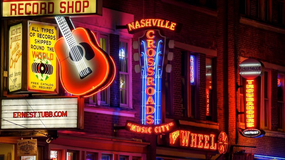 music in nashville 2 day itinerary