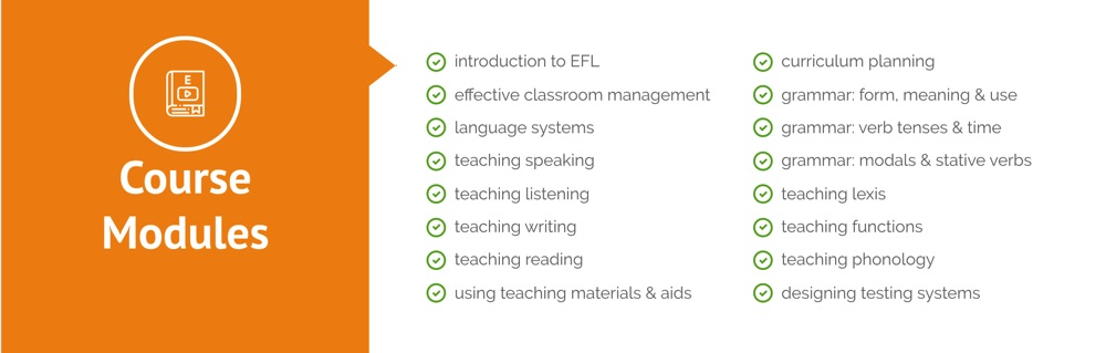 what mytefl includes