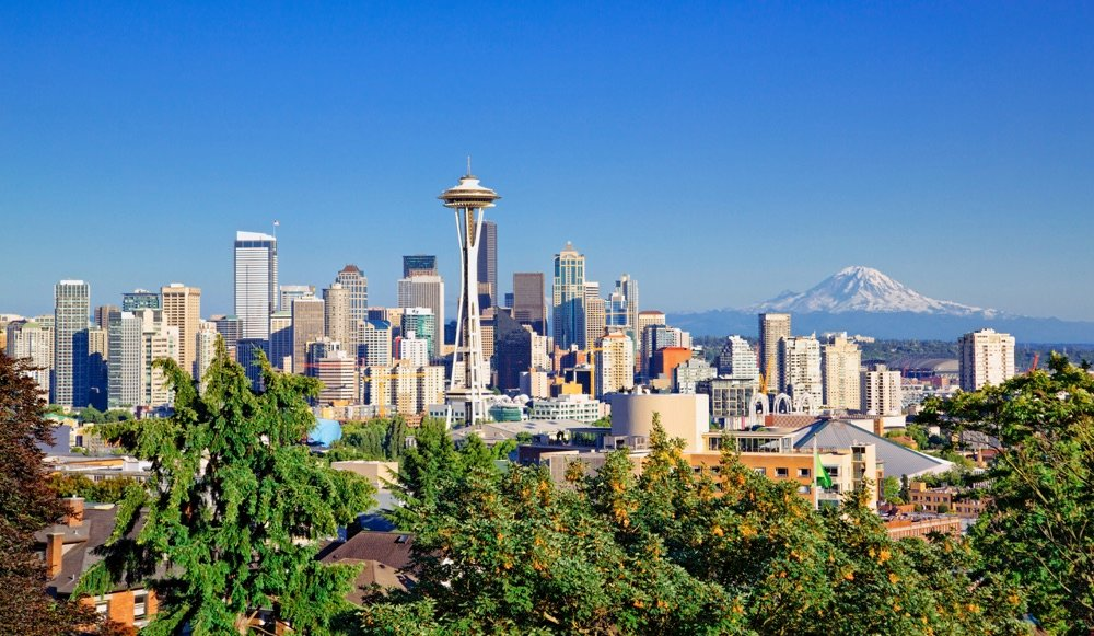 where to stay seattle itinerary 2 days