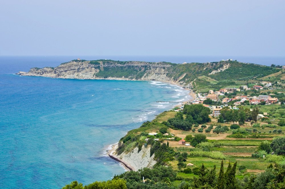 where to stay in corfu arillas