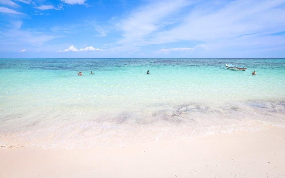 xpu ha best beach in mexico
